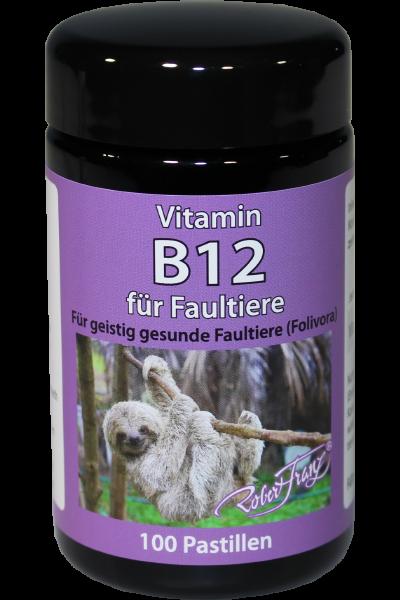 Vitamin B12 - 100 Pastillen