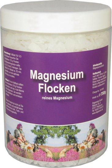 Magnesium Flocken - 750 gr